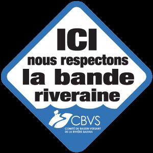 Pancarte bande riveraine FEV 2015